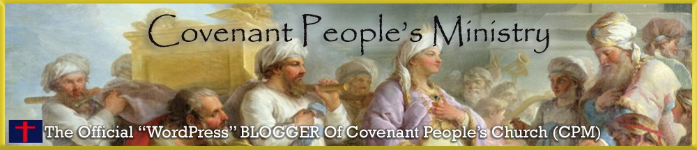 Covenant People's WordPress
